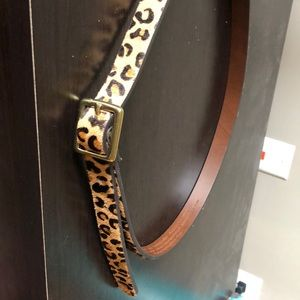 Mossimo Supply Co. Accessories - Cheetah Print Belt